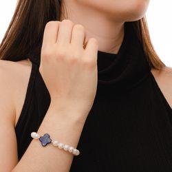 Pulseira-de-Ouro-18k-Flor-Lapis-Lazuli-e-Perolas-pu05202--joiasgold