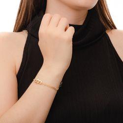 Pulseira-de-Ouro-18k-Elos-Ovais-Malha-Americana-com-19cm-pu04413-joiasgold