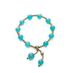 Pulseira-Bolas-Jade-Azul-com-Hematita-e-Bolas-de-Ouro-18k-pu05233-Joias-Gold