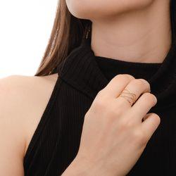 Anel-de-Ouro-18k-Fios-Curvados-com-Diamante-an35633--joiasgold