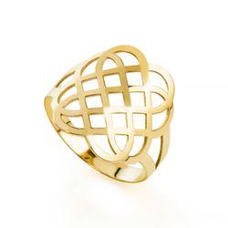 Anel-de-Ouro-18k-Quadriculado-Vazado-an36236-Joias-Gold
