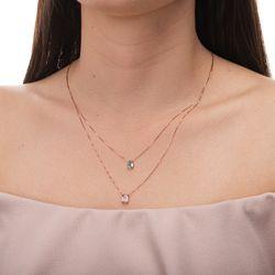 Gargantilha-de-Ouro-Rose-18k-Ametista-com-Apatita-com-40cm-ga04841--joiasgold