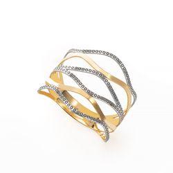 Anel-de-Ouro-18k-Fios-Ondulados-Bicolor-an36250--joiasgold