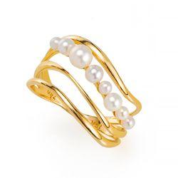 Anel-de-Ouro-18k-Fios-com-Perolas-an36425-joiasgold