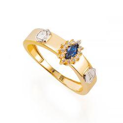 Anel-de-Formatura-em-Ouro-18k-Arquitetura-com-Zirconia-Azul-an36289-Joias-Gold