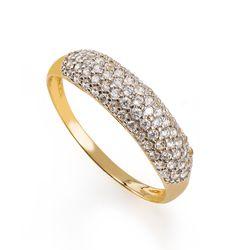 Anel-de-Ouro-18k-Aparador-Zirconia-Banana-Rodinado-an12043-Joias-Gold