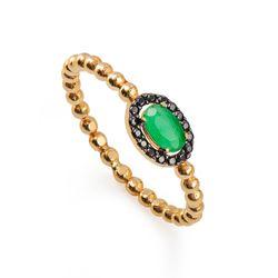 Anel-de-Ouro-18k-Zirconia-Verde-com-Espinelio-an36269-Joias-Gold
