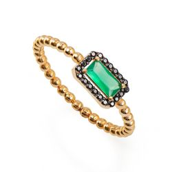 Anel-de-Ouro-18k-Zirconia-Verde-com-Espinelio-an36270-Joias-Gold