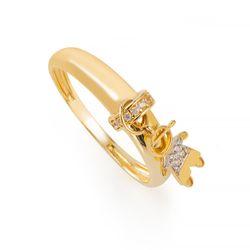 Anel-de-Ouro-18k-Menino-com-Zirconia-Branca-an36546-Joias-Gold
