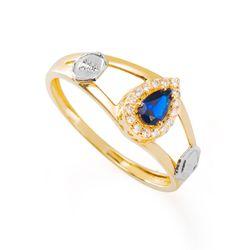 Anel-de-Formatura-em-Ouro-18k-Arquitetura-com-Zirconia-Azul-an36312-Joias-Gold