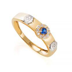 Anel-de-Formatura-em-Ouro-18k-Administracao-com-Zirconia-Azul-an35896--joias-gold