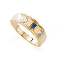 Anel-de-Formatura-em-Ouro-18k-Administracao-com-Zirconia-Azul-an35901-joias-gold