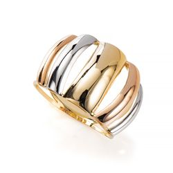 Anel-em-Ouro-18k-Abaulado-Tricolor-an35982--joias-gold