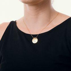 Gargantilha-em-Ouro-18k-Letra-L-com-Diamantes-40cm-ga05126--joiasgold
