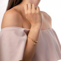 Pulseira-de-Ouro-18k-Elefante-com-Zirconia-com-20cm-pu05279--joiasgold