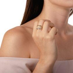 Anel-de-Ouro-18k-Abaulado-Vazado-Tricolor-Diamantado-an36122--joiasgold