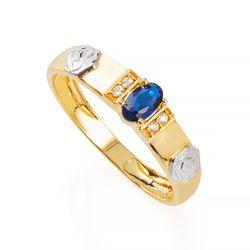 Anel-de-Formatura-em-Ouro-18k-Administracao-com-Zirconia-Azul-an36306-Joias-Gold