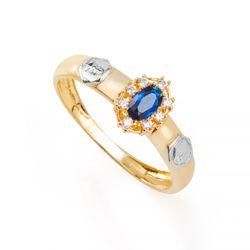 Anel-de-Formatura-em-Ouro-18k-Arquitetura-com-Zirconia-Azul-an36277-Joias-Gold