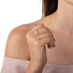 Anel-em-Ouro-18k-Menino-Pendurado-com-Diamante-an31697--Joias-Gold