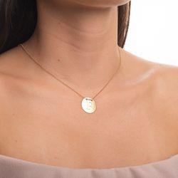Gargantilha-em-Ouro-18k-Medalha-Letra-F-Rodinada-com-40cm-ga05117-joiasgold