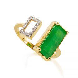 Anel-em-Ouro-18k-Damma-Jade-Verde-com-Diamantes-an34948-Joias-gold