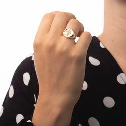 Anel-de-Ouro-18k-Cruz-com-Diamantes-e-Oracao-an36401-Joias-gold