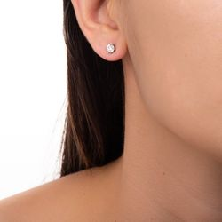 Brinco-de-Ouro-Branco-18k-Cartier-com-Diamante-de-50-Pontos-br22104--Joias-Gold
