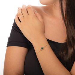 Pulseira-de-Ouro-18k-Prasiolita-e-Topazio-Verde-com-18cm-pu05244--joiasgold