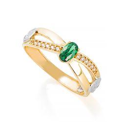 Anel-de-Formatura-em-Ouro-18k-Nutricao-com-Zirconia-Verde-an36292--joiasgold
