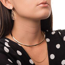 Brinco-de-Ouro-18k-Gota-Lisa-Fios-Vazados-br24264-joiasgold