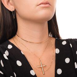 Pingente-de-Ouro-18k-Cruz-Oca-Lisa-pi16439-joiasgold