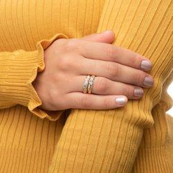 Anel-em-Ouro-18k-Par-de-Aparador-Faixas-Diamantadas-an36628-Joias-gold