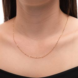 Corrente-de-Ouro-Rose-18k-Malha-Cafe-de-13mm-com-60cm-co03144-Joias-gold