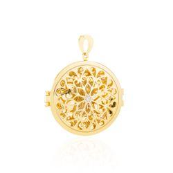 Pingente-de-Ouro-18k-Relicario-Flor-N.-S.-Aparecida-com-Diamante-pi20332--joiasgold