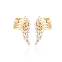 Brinco-de-Ouro-18k-Ear-Cuff-Fios-com-Diamantes-br24440-Joias-gold