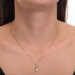 Pingente-de-Ouro-18k-Menino-Fosco-com-Zirconia-pi20370--joiasgold