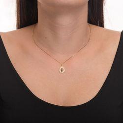 Pingente-de-Ouro-18k-Nossa-Senhora-Aparecida-com-Safira-pi20428--joiasgold