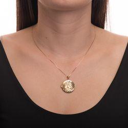 Pingente-de-Ouro-18k-Relicario-Flor-N.-S.-Aparecida-com-Diamante-pi203--joiasgold
