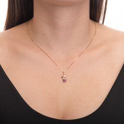 Pingente-de-Ouro-18k-Menina-com-Vestido-de-Zirconia-Vermelha-pi20380--joiasgold
