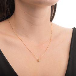 Gargantilha-de-Ouro-18k-Flor-Chuveiro-com-Diamantes-ga04517-joiasgold