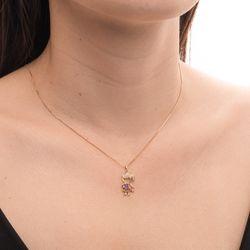 Pingente-de-Ouro-18k-Menina-com-Zirconia-Vermelha-e-Branca-pi20517--joiasgold