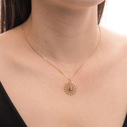 Pingente-de-Ouro-18k-Nossa-Senhora-Aparecida-com-Safira-pi20476--joiasgold