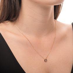 Pingente-de-Ouro-18k-Quartzo-Rosa-com-Diamantes-Chocolate-pi20039-JOIASGOLD