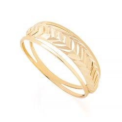 Anel-de-Ouro-18k-Abaulado-com-Frisos-Trabalhados-an37162-joiasgold