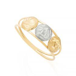 Anel-de-Ouro-18k-Circulos-Trabalhados-Bicolor-an37168-joiasgold