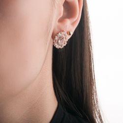 Brinco-em-Ouro-Rose-18k-Gota-com-Cristal-e-Diamantes-br21693-JOIASGOLD