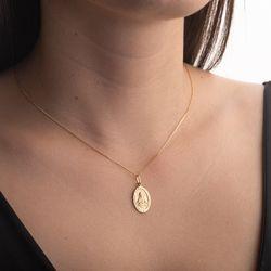 Pingente-de-Ouro-18k-Medalha-Sagrado-Coracao-de-Jesus-pi07866-JOIASGOLD