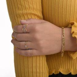 Pulseira-de-Ouro-18k-Malha-Groumet-3-em-1-de-18cm-pu03288-joiasgold