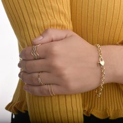 Pulseira-de-Ouro-18k-Portuguesa-com-Fecho-Coracao-de-19cm-pu04516-joiasgold