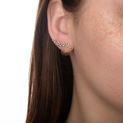 Brinco-de-Ouro-18k-Ear-Cuff-Fios-com-Diamantes-br24440-JOIASGOLD